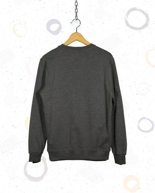 Gri Melanj Basic Sweatshirt